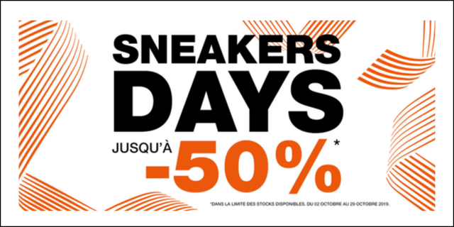 Sneakers Days - Courir
